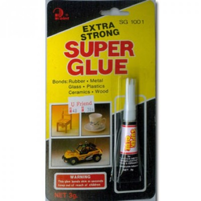 Point extra atrong super glue瞬間膠