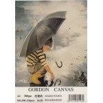 GORDON CANVAS油畫紙300g(No.196/A4)