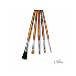 ROCOCO紅貂毛筆刷組BRUSHES hand crafted(126/5入)