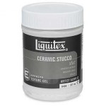 Liquitex陶灰泥CERAMIC STUCCO(237ml)
